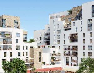 Achat / Vente appartement neuf Achères proche centre (78260) - Réf. 1802
