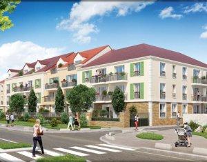 Achat / Vente appartement neuf Achères proche du centre-ville (78260) - Réf. 2883