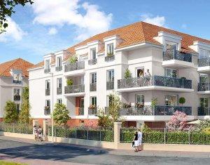 Achat / Vente appartement neuf Achères proche Paris (78260) - Réf. 1753
