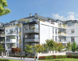 Achat / Vente appartement neuf Achères quartier pavillonnaire (78260) - Réf. 1114