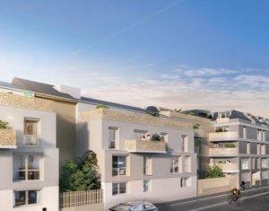 Investissement locatif : Appartement en loi Pinel  Alfortville à 12 min à pied du RER D (94140) - Réf. 5599