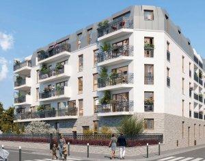 Achat / Vente appartement neuf Alfortville à proximité des bords de Seine (94140) - Réf. 6235