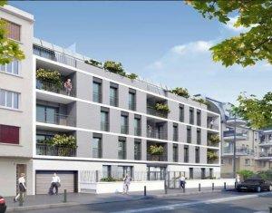 Achat / Vente appartement neuf Alfortville au bord des rives de la Seine (94140) - Réf. 3366