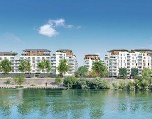 Investissement locatif : Appartement en loi Pinel  Alfortville bords de Marne proche commerces (94140) - Réf. 409