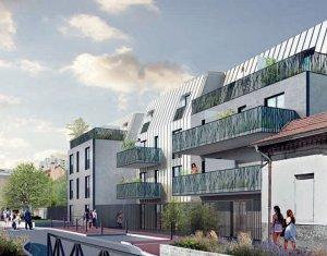 Achat / Vente appartement neuf Alfortville centre-ville proche RER D et commerces (94140) - Réf. 2486