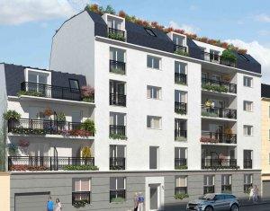 Achat / Vente appartement neuf Alfortville face au marché couvert (94140) - Réf. 680