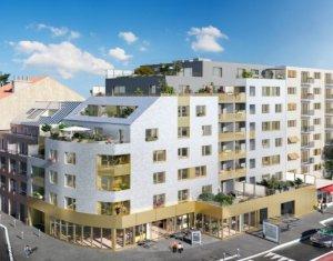 Achat / Vente appartement neuf Alfortville proche gare RER D (94140) - Réf. 5126