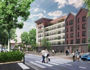 Achat / Vente appartement neuf Alfortville proche quartier des Fleurs (94140) - Réf. 2442