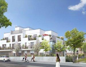 Achat / Vente appartement neuf Andrésy proche Gare de Maurecourt (78570) - Réf. 1969