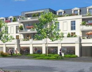 Achat / Vente appartement neuf Antony, Avenue du Président Kennedy (92160) - Réf. 876