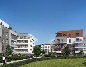 Achat / Vente appartement neuf Antony proche Parc de Sceaux (92160) - Réf. 1992
