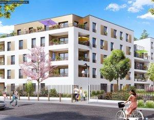 Achat / Vente appartement neuf Antony proche Parc de Sceaux (92160) - Réf. 461