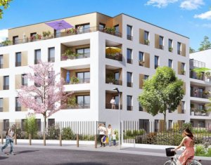 Investissement locatif : Appartement en loi Pinel  Antony proche parc des Sceaux (92160) - Réf. 3835