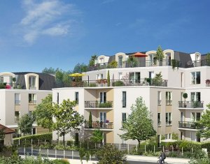 Achat / Vente appartement neuf Antony proche parc Descartes (92160) - Réf. 1402