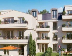 Achat / Vente appartement neuf Antony proche parc Heller (92160) - Réf. 2993