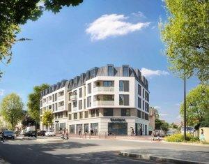 Achat / Vente appartement neuf Antony proche RER B Fontaine Michalon (92160) - Réf. 5081