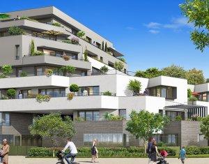 Achat / Vente appartement neuf Archères en bordure de la forêt Saint-Germain-en-Laye (78260) - Réf. 2126