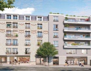 Achat / Vente appartement neuf Arcueil à deux pas du RER B (94110) - Réf. 4008