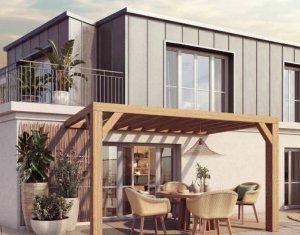 Investissement locatif : Appartement en loi Pinel  Argenteuil à deux pas du centre-ville (95100) - Réf. 6030
