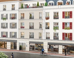 Investissement locatif : Appartement en loi Pinel  Argenteuil cœur de ville (95100) - Réf. 5841