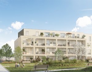Achat / Vente appartement neuf Argenteuil proche de la Défense (95100) - Réf. 2348