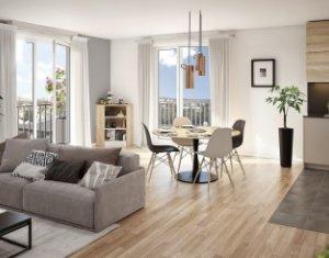 Achat / Vente appartement neuf Argenteuil proche gare d'Argenteuil (95100) - Réf. 3469