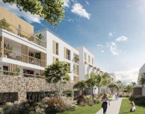 Investissement locatif : Appartement en loi Pinel  Arpajon au coeur de l'écoquartier Les Belles Vues (91290) - Réf. 6049