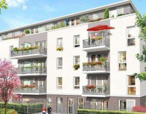 Achat / Vente appartement neuf Arpajon proche d'Evry (91290) - Réf. 603