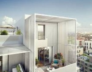 Achat / Vente appartement neuf Asnière-sur-Seine proche bord de Seine (92600) - Réf. 3170
