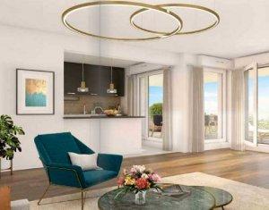 Investissement locatif : Appartement en loi Pinel  Asnières-sur-Seine à 10 min de La Défense (92600) - Réf. 4730