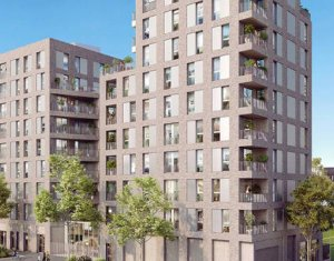 Investissement locatif : Appartement en loi Pinel  Asnières-sur-Seine à deux pas du métro 13 (92600) - Réf. 5769