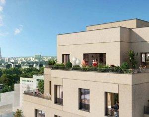 Investissement locatif : Appartement en loi Pinel  Asnières-sur-Seine au cœur quartier  Seine Ouest (92600) - Réf. 5278