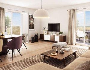 Investissement locatif : Appartement en loi Pinel  Asnières-sur-Seine éco quartier Seine-Ouest (92600) - Réf. 6130