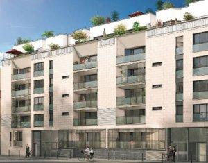 Achat / Vente appartement neuf Asnières-sur-Seine proche de l'arrêt de métro Gabrierl Péri (92600) - Réf. 2339