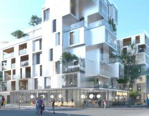 Achat / Vente appartement neuf Asnières-sur-Seine proche du métro 13 (92600) - Réf. 2827