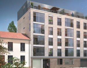 Achat / Vente appartement neuf Asnières-sur-Seine proche quais de Seine (92600) - Réf. 1255