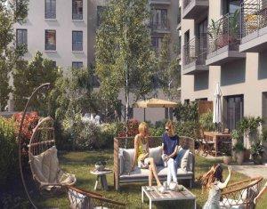 Investissement locatif : Appartement en loi Pinel  Athis-Mons à deux pas du centre-ville (91200) - Réf. 4529