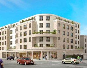 Achat / Vente appartement neuf Athis-Mons proche future gare de tramway T7 (91200) - Réf. 251