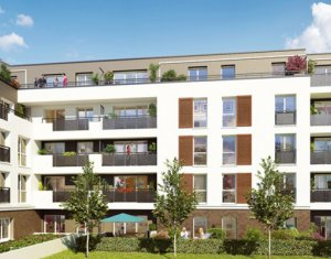 Achat / Vente appartement neuf Athis-Mons proche transports (91200) - Réf. 2429