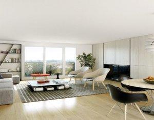 Achat / Vente appartement neuf Aubervilliers à 850m du RER B (93300) - Réf. 5629