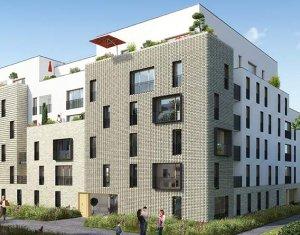 Achat / Vente appartement neuf Aubervilliers à deux pas du Métro 7 (93300) - Réf. 1818