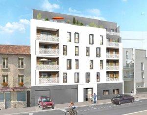 Achat / Vente appartement neuf Aubervilliers proche centre-ville (93300) - Réf. 1352