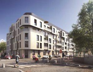 Achat / Vente appartement neuf Aubervilliers proche du Canal Saint-Denis (93300) - Réf. 930