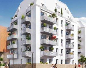 Achat / Vente appartement neuf Aubervilliers proche Mairie (93300) - Réf. 1778