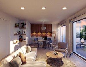 Investissement locatif : Appartement en loi Pinel  Aubervilliers proche transports et commerces (93300) - Réf. 6323
