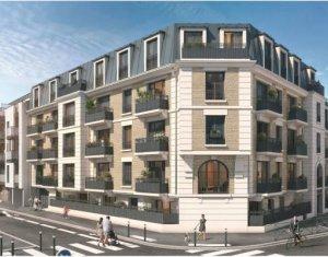 Investissement locatif : Appartement en loi Pinel  Aulnay-sous-Bois à 550 m de la gare RER B (93600) - Réf. 5848