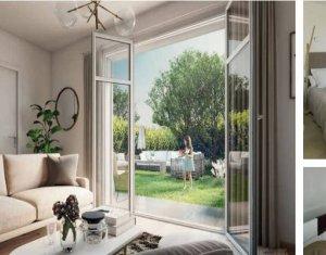Achat / Vente appartement neuf Aulnay-sous-Bois à proximité du centre (93600) - Réf. 5722