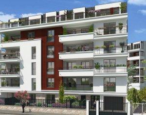 Investissement locatif : Appartement en loi Pinel  Aulnay sous-bois proche de Paris (93600) - Réf. 2528