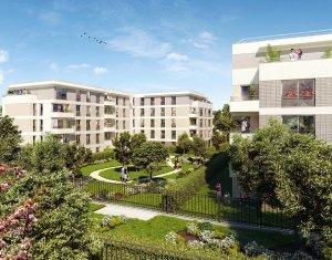 Achat / Vente appartement neuf Aulnay-sous-Bois proche parc de la Roseraie (93600) - Réf. 570