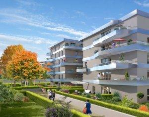 Achat / Vente appartement neuf Aulnay-sous-Bois proche parc départemental (93600) - Réf. 4135
